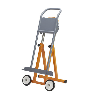 Full 4x8 Sheet Carrier Board Cart Table Saw Feed Stand That Allows One Person to