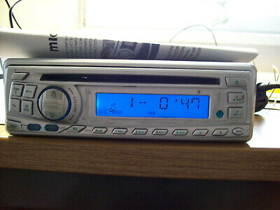 Quality Autoradio Lg Tch-m550r 50wx4 Lettore Cd Excellent In
