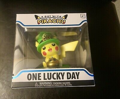 A Day with Pikachu: One Lucky Day Funko  Pokemon Center Exclusive