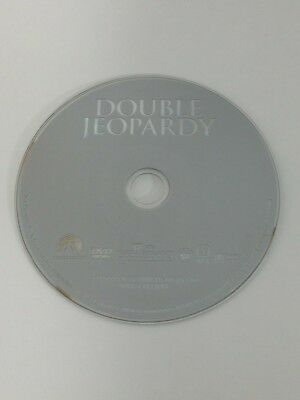Double jeopardy - DVD Disc Only - Replacement Disc