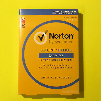 norton security deluxe 5-devices retail