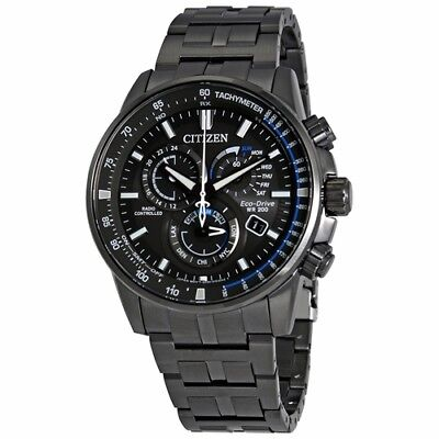 *BRAND NEW* Citizen Men's Charcoal Grey Dial  Stainless Steel  Watch AT4127-52H