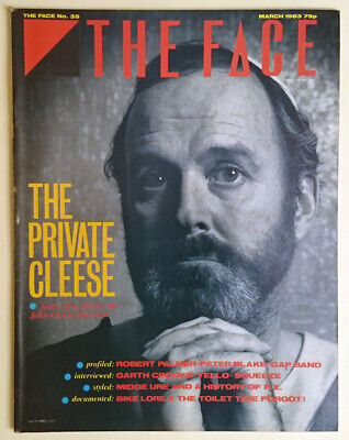The Face magazine #35 March 1983 exc condition