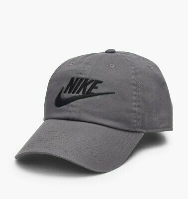 751dd96e06725a NIKE HERITAGE 86 Futura Washed Adjustable Daddy Hat 626305 021 BV ...