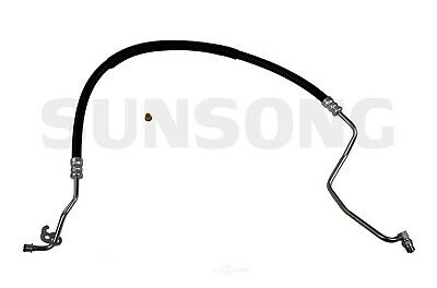 Power Steering Pressure Line Hose Assembly Sunsong North America 3401050