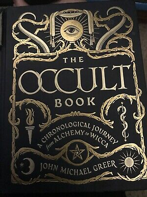 THE OCCULT BOOK: A Chronological Journey from Alchemy to Wicca by Greer HC