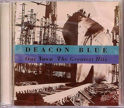 Deacon Blue - Our Town: The Greatest Hits (CD 1994)