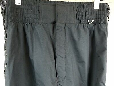 3657a24fd6f GORE-TEX SKI SNOWBOARD pants Mens medium Black 26