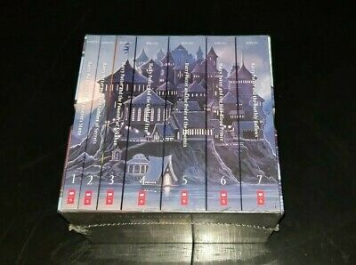 NEW J.K. Rowling Harry Potter Complete Series Scholastic ISBN 978-0-545-59627-5