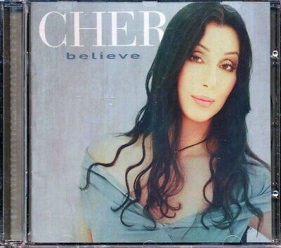 SEALED NEW CD Cher - Believe