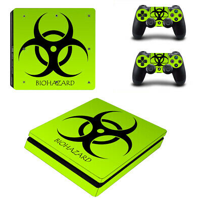 2 Controller Skins 0176 Ps4 Slim San Francisco 49rs Vinyl Skin Set