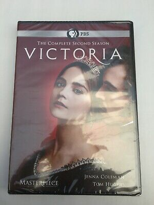 Masterpiece: Victoria - Season 2 Complete Second Season (DVD, 2018)