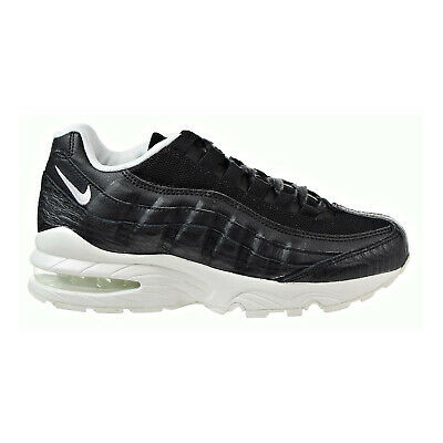 new concept c1be5 aa4a8 Nike Air Max 95 SE Big Kids  Shoes Black Summit White 922173-002