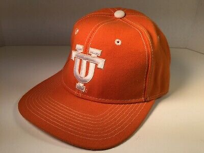 """various colors 160a5 263e9 Vintage Tennessee Volunteers """"VOLS"""" Fitted Hat Cap Zephyr GRAF-X Size 7 1"""