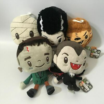 Wolfman/ Frankenstein/MUMMY/ Plush Stuffed Toy movie gift 8 inch