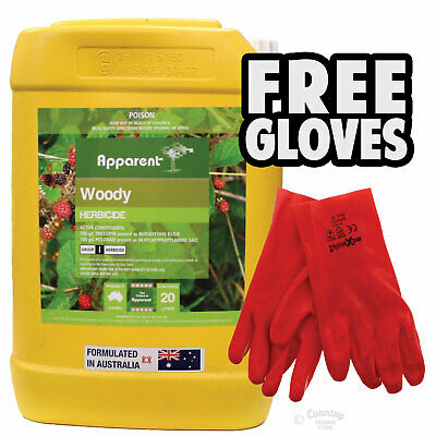 Woody Herbicide Triclopyr / Picloram 20L Apparent 20 Litre Equivalent To Grazon