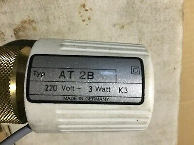 Staefa Control At 2B 220V & 2W15G25K New