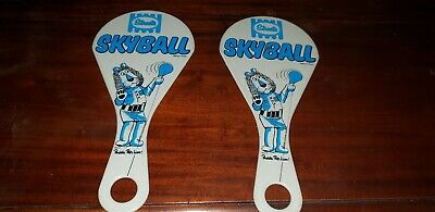 Vintage Streets Paddle Pop Skyball  X 2