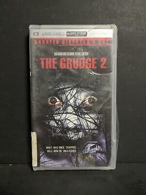 The Grudge 2 (DVD, 2007, Unrated Directors Cut)