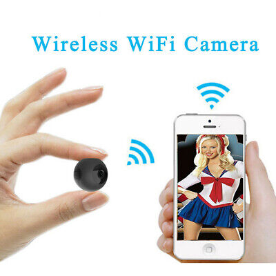 Mini Wifi Wireless Spia Telecamera Full HD Video IP Nascosta Micro Spy Camera DV