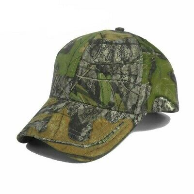 Outdoor Cap Classic  Camouflage Cotton Hunting Fishing Cap Hats Basics Cap
