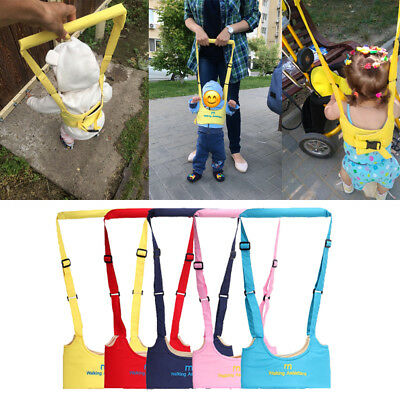76bf13675e62 BABY TODDLER KID Harness Bouncer Jumper Learn To Moon Walk Walker ...