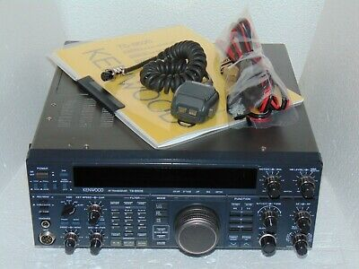 "Kenwood TS-850S Transceiver late serial /""RF/"" board***You Tube working link***"