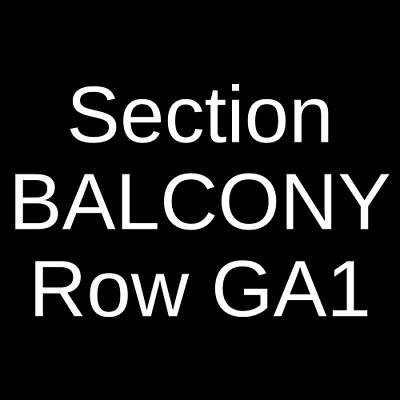 2 Tickets J.I.D. 5/15/19 Phoenix Concert Theatre Toronto, ON