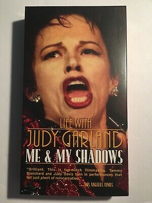 Life With Judy Garland Me & My Shadows VHS Tested For Your Consideration