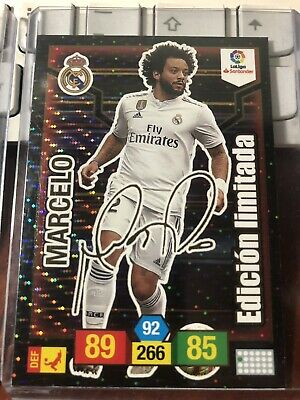 Marcelo. Ediccion Limitada Firmada Adrenalyn 2018-19