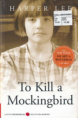 To Kill a Mockingbird by Harper Lee (2005, Paperback) J460 *VERY GOOD*