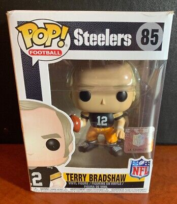 Terry Bradshaw Vinyl Figure Item No Funko Pop Football Steelers 20203