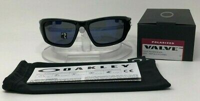 7012ddf3c5 NIB OAKLEY VALVE Polarized Sunglasses Matte Fog   Polarized Grey ...