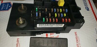 *tested* 1999 - 2003 ford f150 fuse box junction oem 1l3t-14a067-
