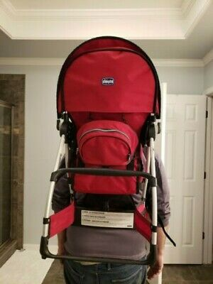 2d3e0283636 Chicco Smart Support Backpack Child Toddler Baby Hiking Carrier Outdoor