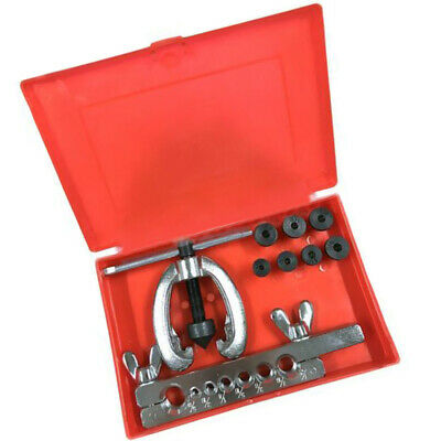 GN- 3/16-5/8inch Double Tubing Flaring Pipe Teacup Flaring Repairing Tool Kit