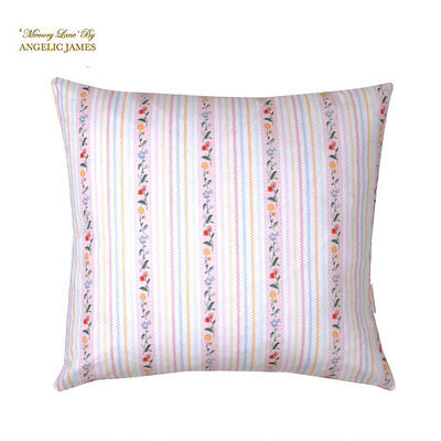 'Clementime' Memory Lane Vintage Cushion