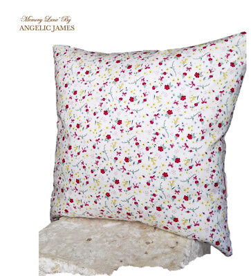 'Rose' Memory Lane Vintage Cushion