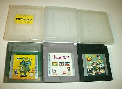 Phone toy story 2 game boy