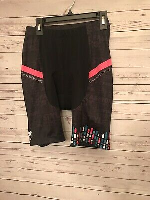 bb45c209fa5 CHEJI CYCLING BICYCLE SHORTS Women s LARGE ROAD MOUNTAIN BIKE SHORTS NICE!