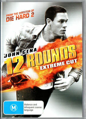 12 Rounds Extreme Cut - REGION 4 - DVD