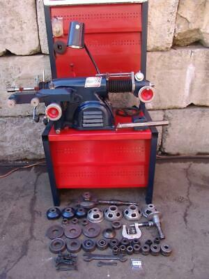 Ammco 4000 Brake Lathe Disc / Drum 6950 Twin Facing Cutter  And Many Extras #4