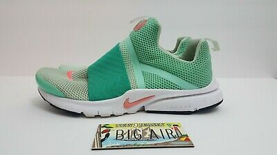 cheap for discount debcf 4bb15 NIKE PRESTO EXTREME (gs) 870022-301 Emerald Rise Size 7y, 8.5 women's