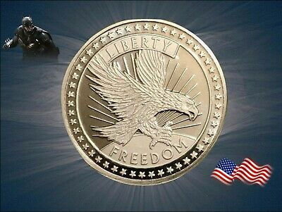 1 oz Silver SD Bullion Freedom Rounds
