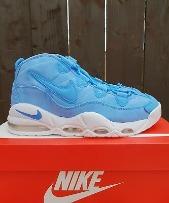 huge discount 68269 b3839 NIKE AIR MAX UPTEMPO 95 AS QS SIZE 8 UK 922932 400 university blue