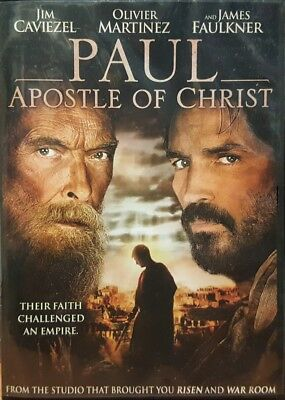 Paul Apostle Of Christ (DVD)