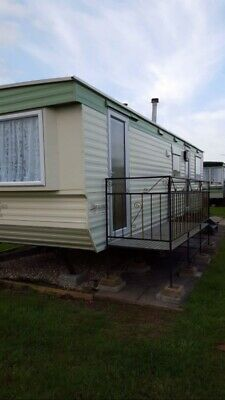 Six Berth Caravan To Hire /rent/let Sealands Ingoldmells Skegness