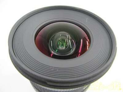 Sigma 10-20 mm F4-5.6 Dc Hsm Wide Angle Zoom Lens