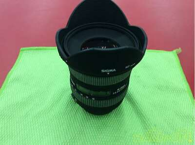 Sigma Ex 10-20 mm F4-5.6 Dc Hsm Canon Wide Angle Zoom Lens