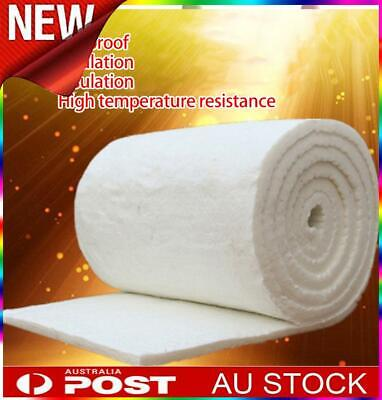 76M4 Cotton Carpet Insulation Fireproof Ceramic Silicate Fiber Blanket Al Needle